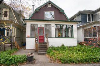 Photo 1: 88 Evanson Street in Winnipeg: Wolseley Residential for sale (5B)  : MLS®# 1727814