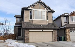 Photo 1: 21 CRANBERRY Cove SE in Calgary: Cranston House for sale : MLS®# C4164201