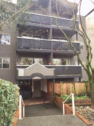 Photo 1: 306 570 E 8TH AVENUE in Vancouver: Mount Pleasant VE Condo for sale (Vancouver East)  : MLS®# R2237664