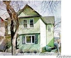 Photo 1: 641 Bannatyne Avenue in Winnipeg: Central Residential for sale (9A)  : MLS®# 1807698