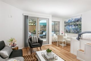 Photo 4: 105 1775 W 10TH Avenue in Vancouver: Fairview VW Condo for sale (Vancouver West)  : MLS®# R2270672