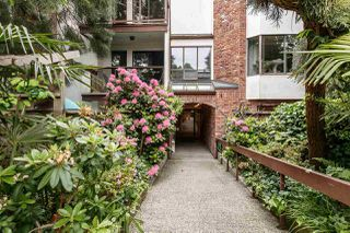 Photo 12: 105 1775 W 10TH Avenue in Vancouver: Fairview VW Condo for sale (Vancouver West)  : MLS®# R2270672