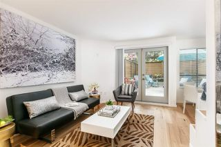 Photo 3: 105 1775 W 10TH Avenue in Vancouver: Fairview VW Condo for sale (Vancouver West)  : MLS®# R2270672