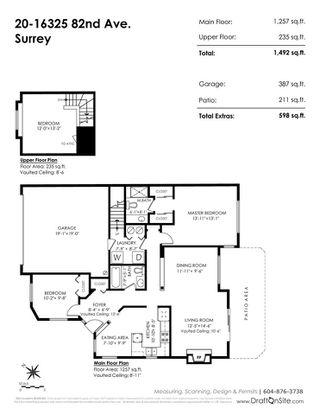 "Photo 20: 20 16325 82 Avenue in Surrey: Fleetwood Tynehead Townhouse for sale in ""HAMPTON WOODS"" : MLS®# R2271744"