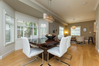 "Photo 1: 18 4388 BAYVIEW Street in Richmond: Steveston South Townhouse for sale in ""Phoenix Pond"" : MLS®# R2277454"