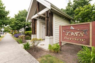 "Photo 18: 18 4388 BAYVIEW Street in Richmond: Steveston South Townhouse for sale in ""Phoenix Pond"" : MLS®# R2277454"