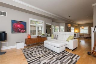 "Photo 3: 18 4388 BAYVIEW Street in Richmond: Steveston South Townhouse for sale in ""Phoenix Pond"" : MLS®# R2277454"