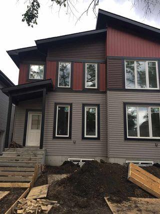 Main Photo: 10751 92 ST in Edmonton: Zone 13 House Half Duplex for sale : MLS®# E4123833