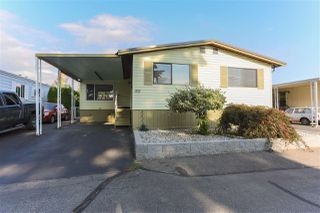 "Main Photo: 202 27111 0 Avenue in Langley: Otter District Manufactured Home for sale in ""PIONEER PARK"" : MLS®# R2294891"