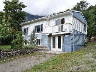 Photo 1: 537 VICTORIA STREET in : Lillooet House for sale (South West)  : MLS®# 148130