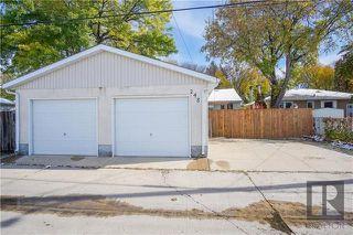 Photo 20: 248 Rita Street in Winnipeg: Silver Heights Residential for sale (5F)  : MLS®# 1827474