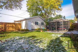 Photo 19: 248 Rita Street in Winnipeg: Silver Heights Residential for sale (5F)  : MLS®# 1827474