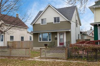 Photo 1: 422 William Newton Avenue in Winnipeg: Elmwood Residential for sale (3A)  : MLS®# 1828396