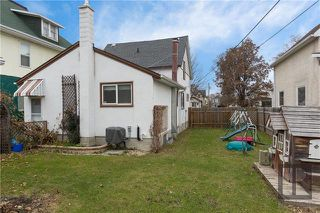 Photo 20: 422 William Newton Avenue in Winnipeg: Elmwood Residential for sale (3A)  : MLS®# 1828396