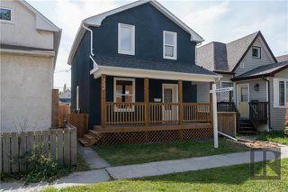 Main Photo: 332 Tweed Avenue in Winnipeg: Elmwood Residential for sale (3A)  : MLS®# 1830367