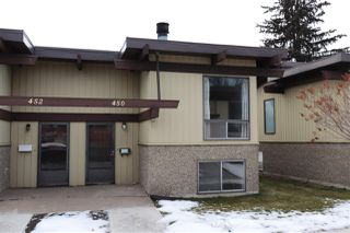 Main Photo: 450 LEE_RIDGE Road in Edmonton: Zone 29 House Half Duplex for sale : MLS®# E4137240