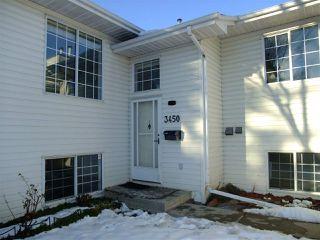 Main Photo: 3450 43 Avenue in Edmonton: Zone 29 Townhouse for sale : MLS®# E4138516