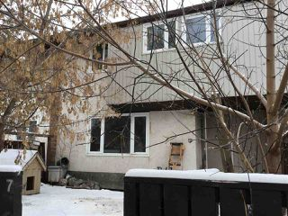 Main Photo: 7 14115 82 Street in Edmonton: Zone 02 Townhouse for sale : MLS®# E4138873
