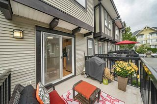 "Photo 18: 19 20176 68 Avenue in Langley: Willoughby Heights Townhouse for sale in ""STEEPLECHASE"" : MLS®# R2332833"