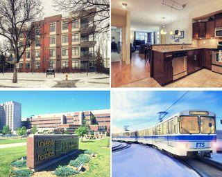 Main Photo: 101 11140 68 Avenue in Edmonton: Zone 15 Condo for sale : MLS®# E4140736