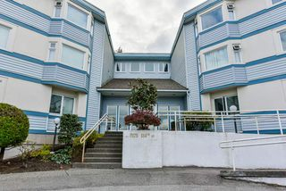 "Main Photo: 110 7175 134 Street in Surrey: West Newton Condo for sale in ""SHERWOOD MANOR"" : MLS®# R2337118"