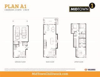 """Photo 20: 72 8413 MIDTOWN Way in Chilliwack: Chilliwack W Young-Well Townhouse for sale in """"Midtown"""" : MLS®# R2339400"""