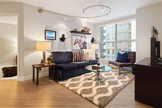 "Main Photo: 1208 1323 HOMER Street in Vancouver: Yaletown Condo for sale in ""Pacific Point II"" (Vancouver West)  : MLS®# R2341204"