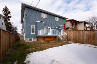 Photo 30: 10979 76 Avenue in Edmonton: Zone 15 House Half Duplex for sale : MLS®# E4149788