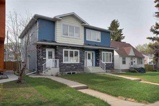 Photo 1: 10979 76 Avenue in Edmonton: Zone 15 House Half Duplex for sale : MLS®# E4149788