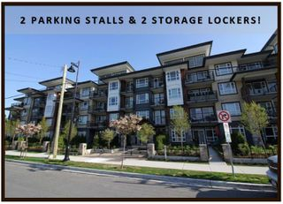 "Main Photo: 414 22562 121 Avenue in Maple Ridge: East Central Condo for sale in ""EDGE ON EDGE 2"" : MLS®# R2362793"