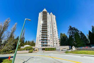 Main Photo: 1501 545 AUSTIN Avenue in Coquitlam: Coquitlam West Condo for sale : MLS®# R2367165