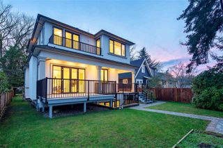 Photo 20: 3555 W 28TH Avenue in Vancouver: Dunbar House for sale (Vancouver West)  : MLS®# R2376187