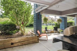 """Photo 12: 114 1200 EASTWOOD Street in Coquitlam: North Coquitlam Condo for sale in """"Lakeside Terrace"""" : MLS®# R2404365"""