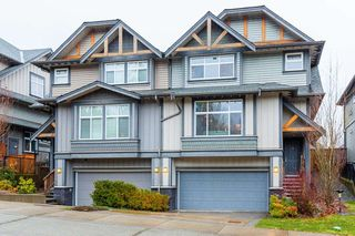 "Photo 1: 13492 229 Loop in Maple Ridge: Silver Valley Condo for sale in ""HAMPSTEAD"" : MLS®# R2434504"