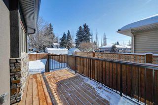 Photo 30: 14419 104 Avenue in Edmonton: Zone 21 Townhouse for sale : MLS®# E4188343