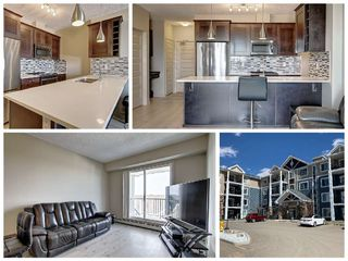 Photo 1: 403 4008 SAVARYN Drive in Edmonton: Zone 53 Condo for sale : MLS®# E4189171