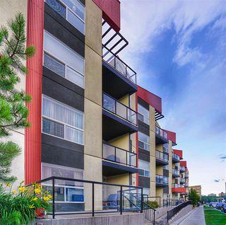 Photo 2: 210 10523 123 Street in Edmonton: Zone 07 Condo for sale : MLS®# E4191503
