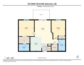 Photo 26: 515 10535 122 Street in Edmonton: Zone 07 Condo for sale : MLS®# E4196534