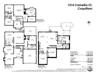 Photo 33: 1314 CAMELLIA Court in Coquitlam: Westwood Summit CQ House for sale : MLS®# R2466408
