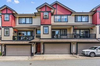 "Main Photo: 10 7168 179 Street in Surrey: Clayton Townhouse for sale in ""Ovation"" (Cloverdale)  : MLS®# R2476171"