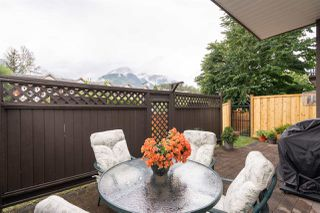 "Photo 39: 46 40750 TANTALUS Road in Squamish: Garibaldi Estates Townhouse for sale in ""Meighan Creek"" : MLS®# R2489735"