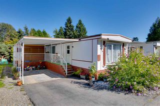 "Main Photo: 326 1840 160 Street in Surrey: King George Corridor Manufactured Home for sale in ""BREAKAWAY BAYS"" (South Surrey White Rock)  : MLS®# R2489380"
