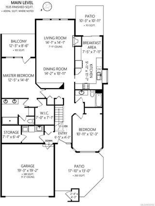 Photo 54: 3 881 Nicholson St in : SE High Quadra Row/Townhouse for sale (Saanich East)  : MLS®# 858702