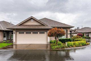 "Photo 2: 36 45752 STEVENSON Road in Chilliwack: Sardis East Vedder Rd House for sale in ""Higginson Villas"" (Sardis)  : MLS®# R2524444"