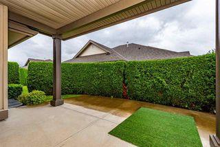 "Photo 24: 36 45752 STEVENSON Road in Chilliwack: Sardis East Vedder Rd House for sale in ""Higginson Villas"" (Sardis)  : MLS®# R2524444"