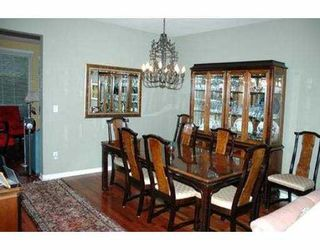 """Photo 4: 44 3555 WESTMINSTER HY in Richmond: Terra Nova Townhouse for sale in """"SONOMA"""" : MLS®# V562177"""