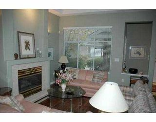 """Photo 3: 44 3555 WESTMINSTER HY in Richmond: Terra Nova Townhouse for sale in """"SONOMA"""" : MLS®# V562177"""