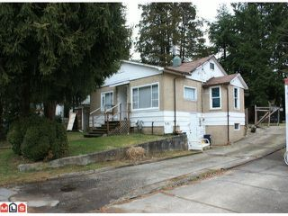 Photo 1: 2594 CAMPBELL Avenue in Abbotsford: Central Abbotsford House for sale : MLS®# F1105293