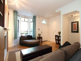 """Photo 9: 854 W 6TH Avenue in Vancouver: Fairview VW Townhouse for sale in """"BOXWOOD GREEN"""" (Vancouver West)  : MLS®# V904480"""