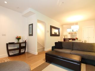 "Photo 11: 854 W 6TH Avenue in Vancouver: Fairview VW Townhouse for sale in ""BOXWOOD GREEN"" (Vancouver West)  : MLS®# V904480"